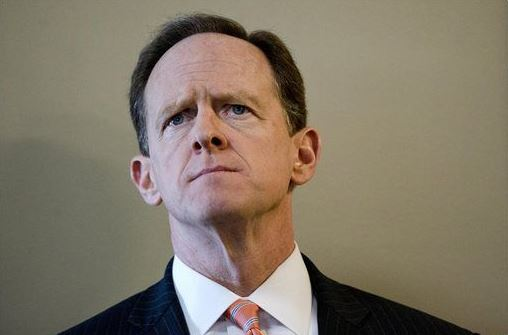 Senator Pat Toomey says he does not support the United States-Mexico-Canada agreement