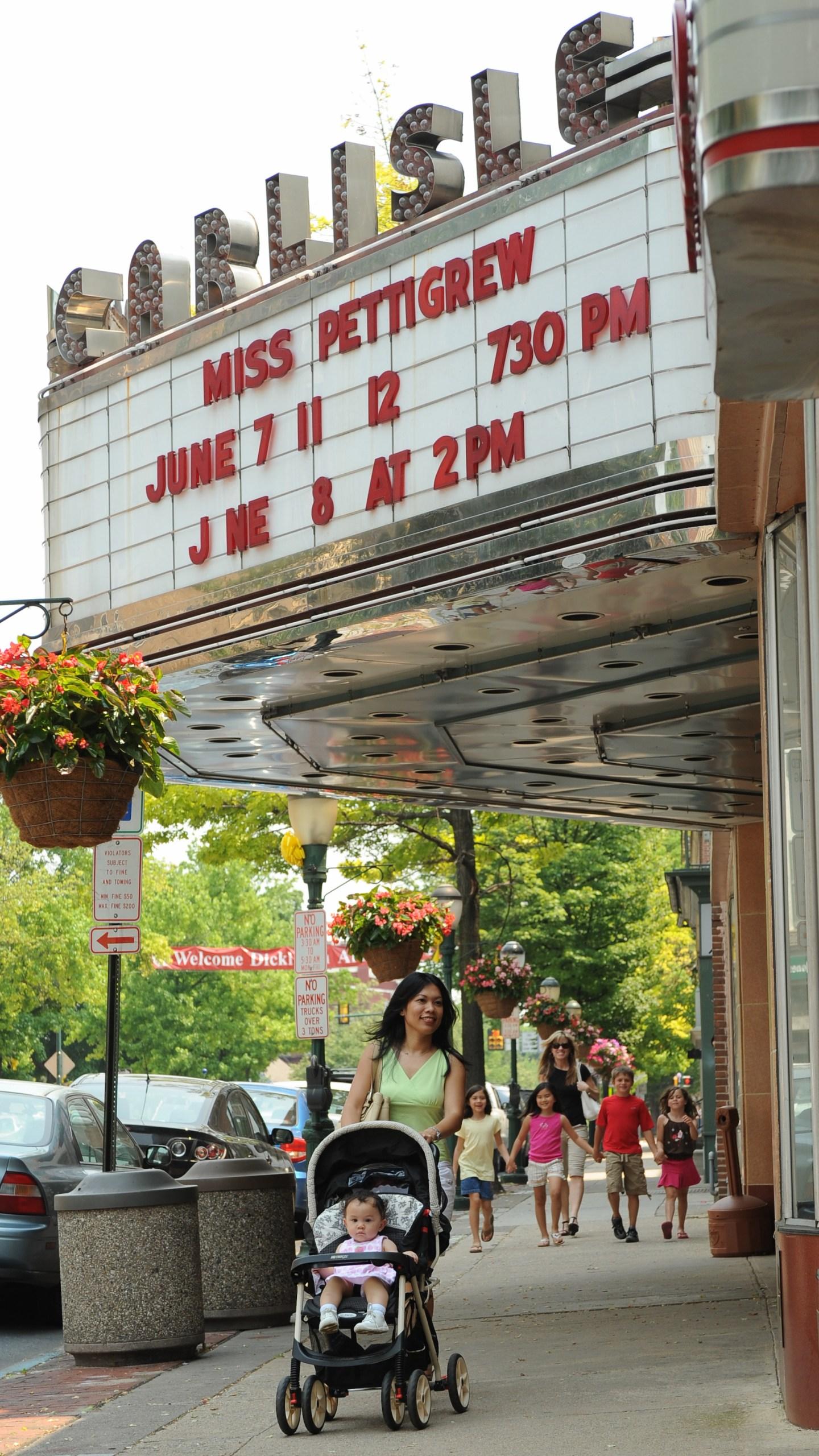 Carlisle Theatre in downtown Carlisle_310465