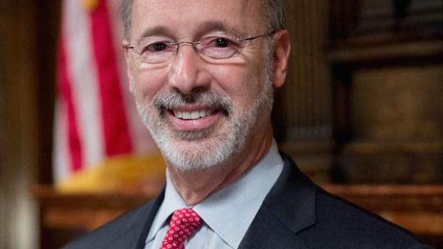 Gov. Wolf supports legalizing marijuana