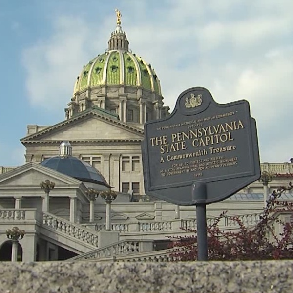 PA State Capitol_188049