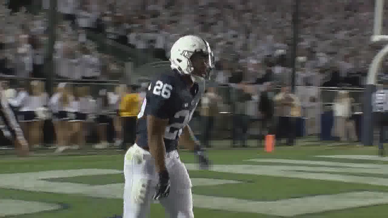 McSorley & Barkley impress again in Penn State's 41-14 win over Iowa