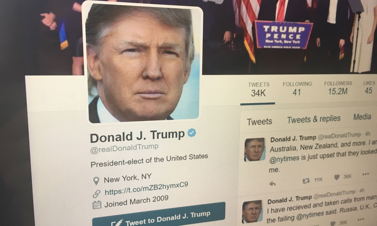 Donald Trump's Twitter_477107