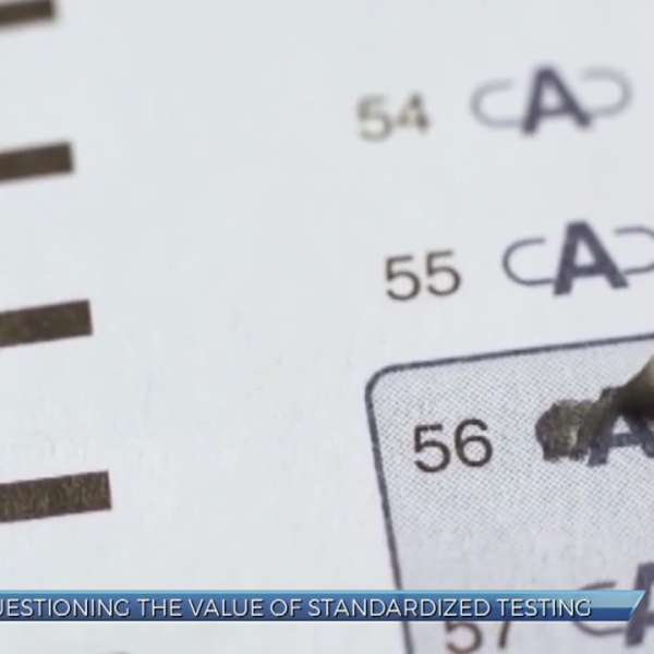 Questioning the value of standardized testing