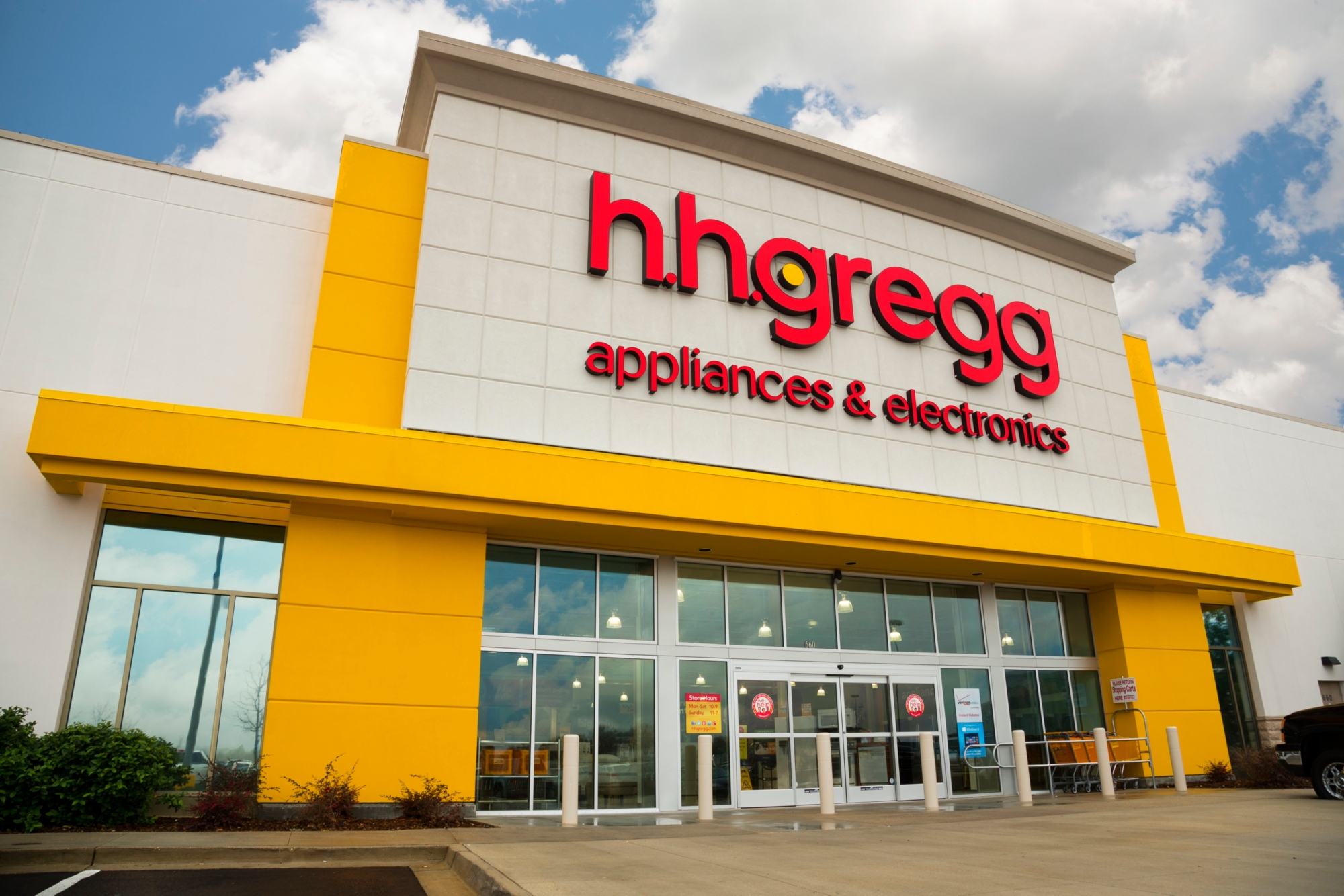 Four Midstate Hhgregg Stores To Close