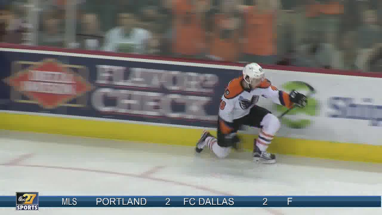 Phantoms force a deciding game 5 after 4-1 win at Hershey