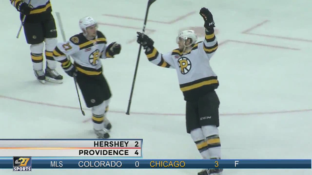 Bruins eliminate the bears after 4-2 win in game 7