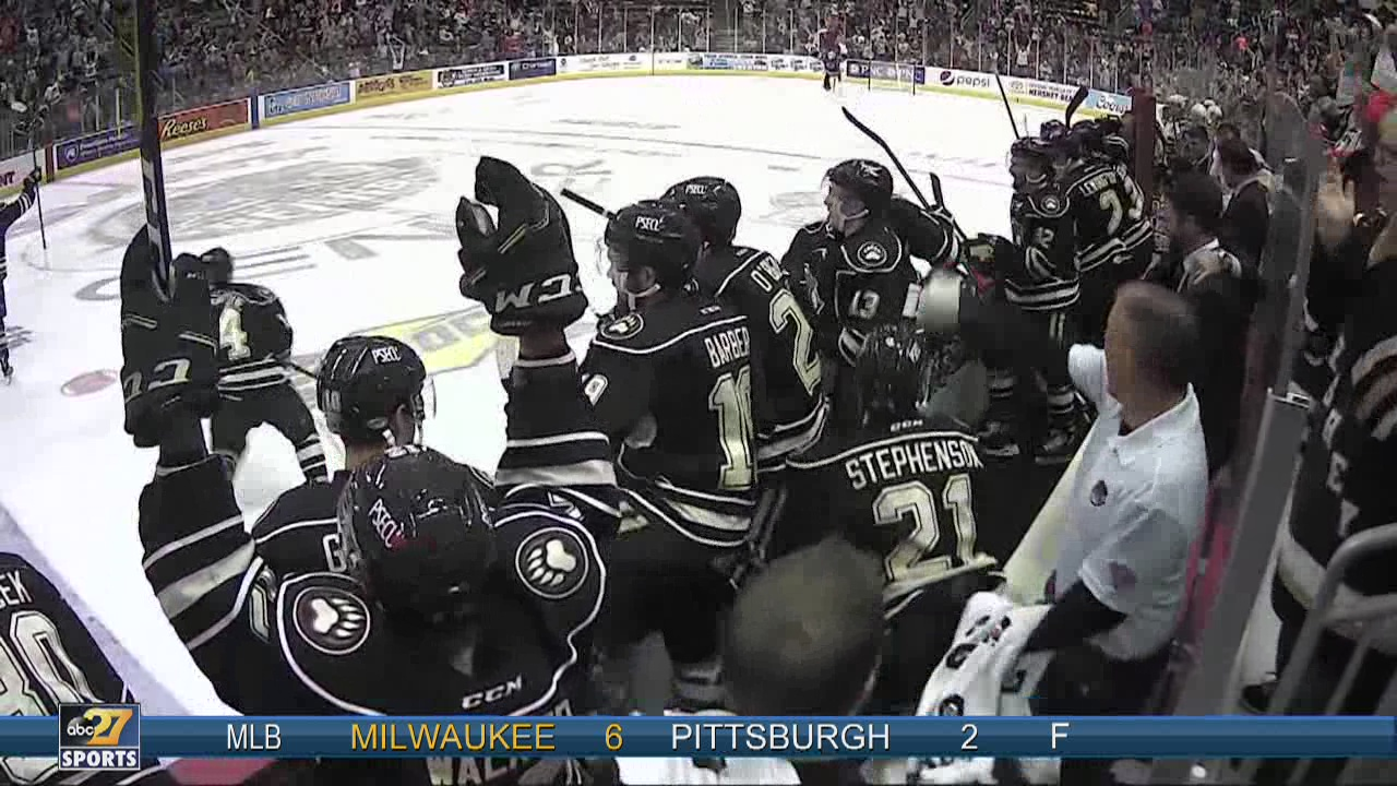 Bears even series after 3-2 overtime win