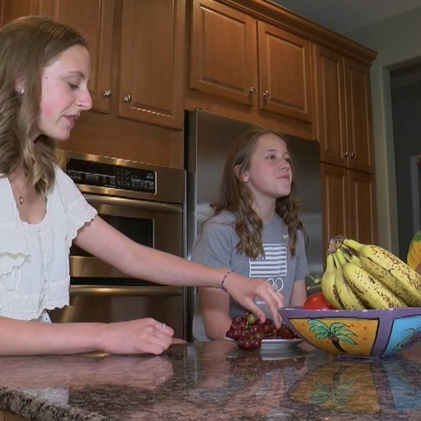 How to keep kids on a healthy diet over summer