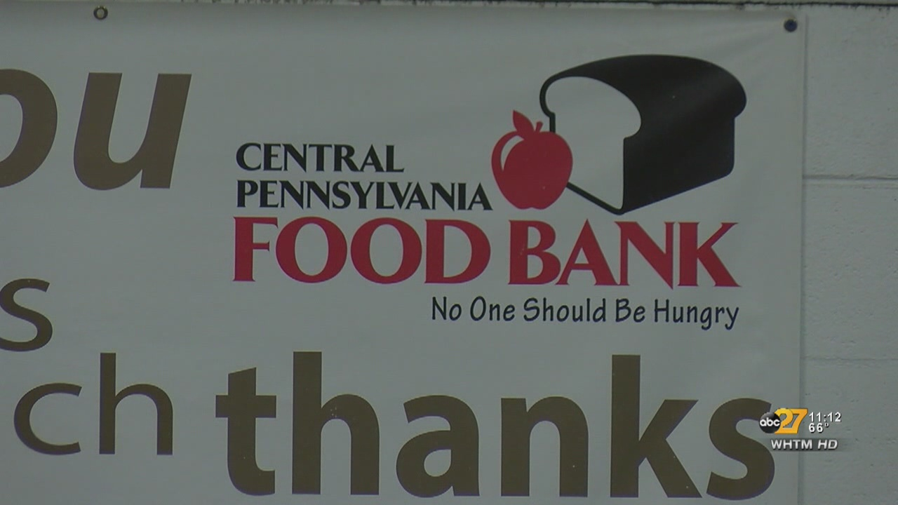 Central Pennsylvania Food Bank spreading hunger awareness in September
