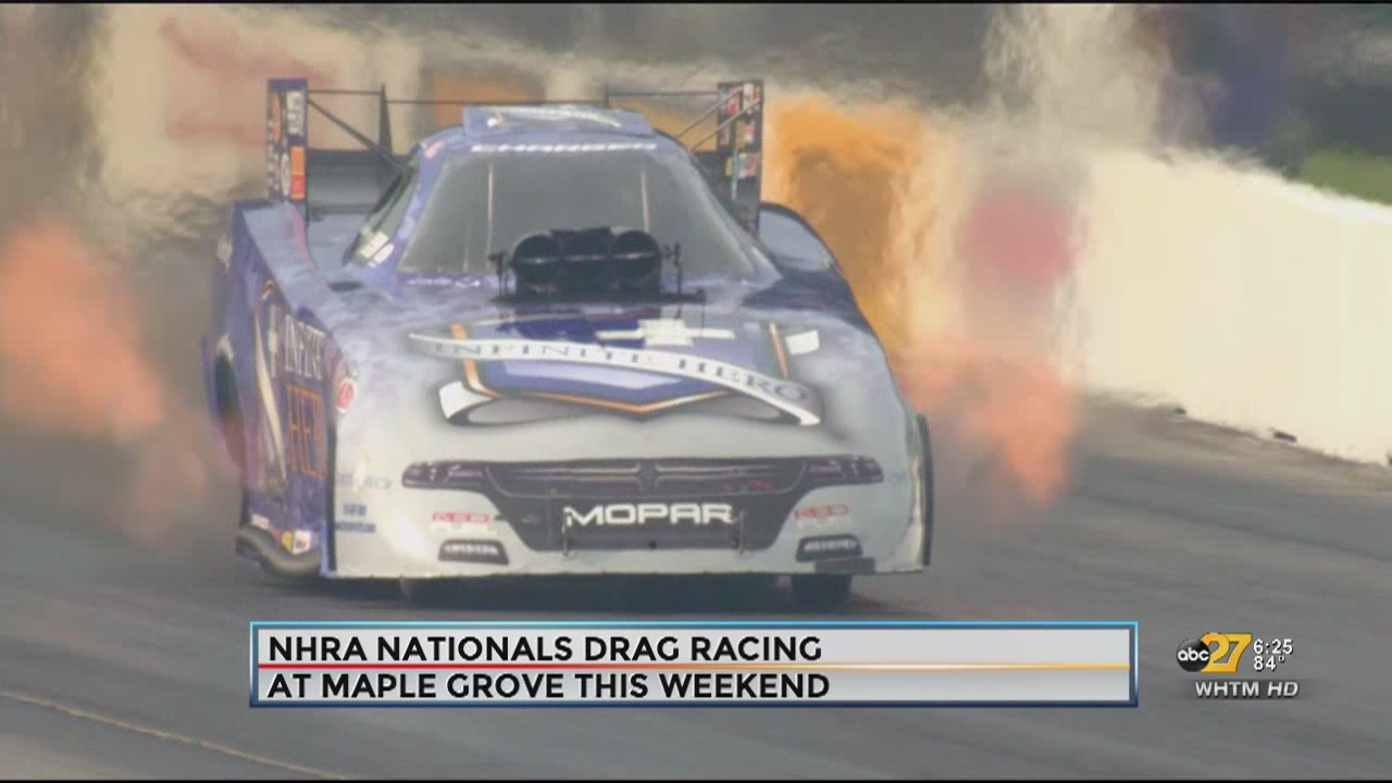 Drag Racing comes to Maple Grove