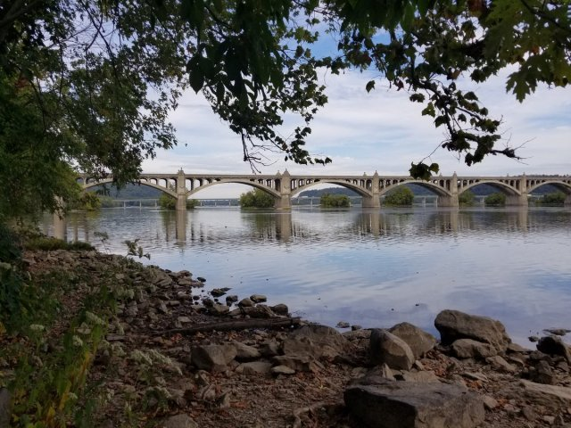 Report: Sewage releases increased in Harrisburg, unsafe bacteria levels in river