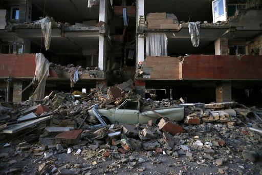 Iran Iraq Earthquake_637486