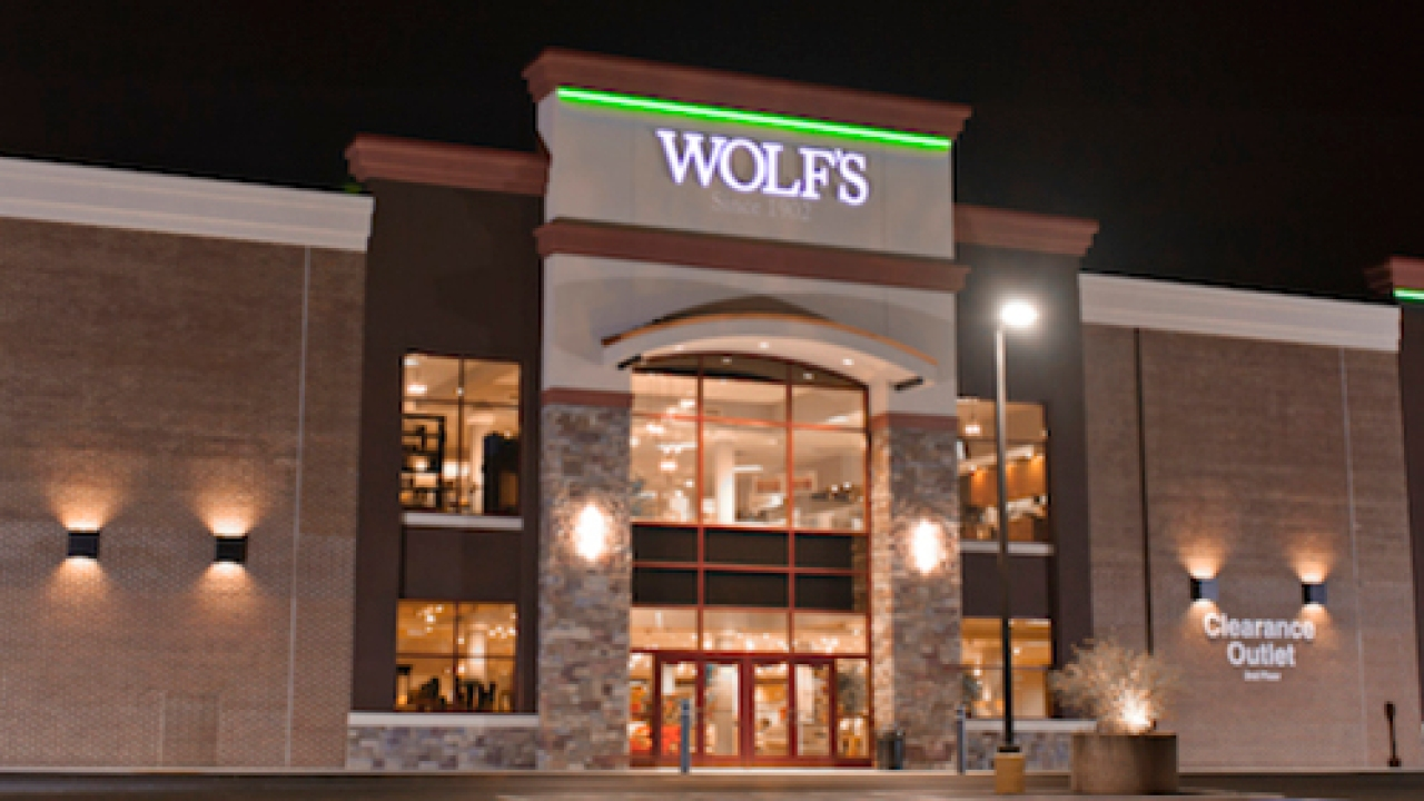 Wolf Furniture Acquired by Midwest Company