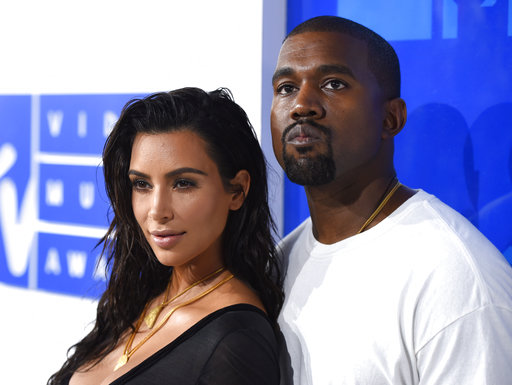 Kim Kardashian West, Kanye West_683459