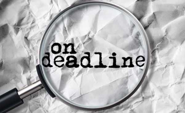 on deadline_660355