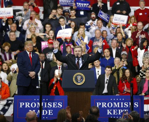Rick Saccone, Donald Trump_718929