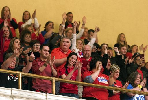 West Virginia Teachers Walkout_716092