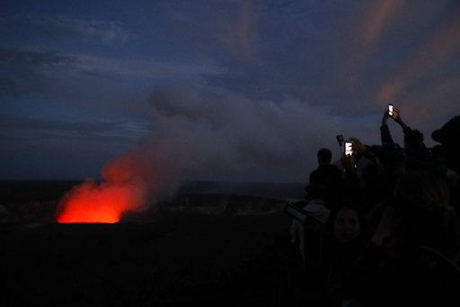 APTOPIX Hawaii Volcano_1525982302502