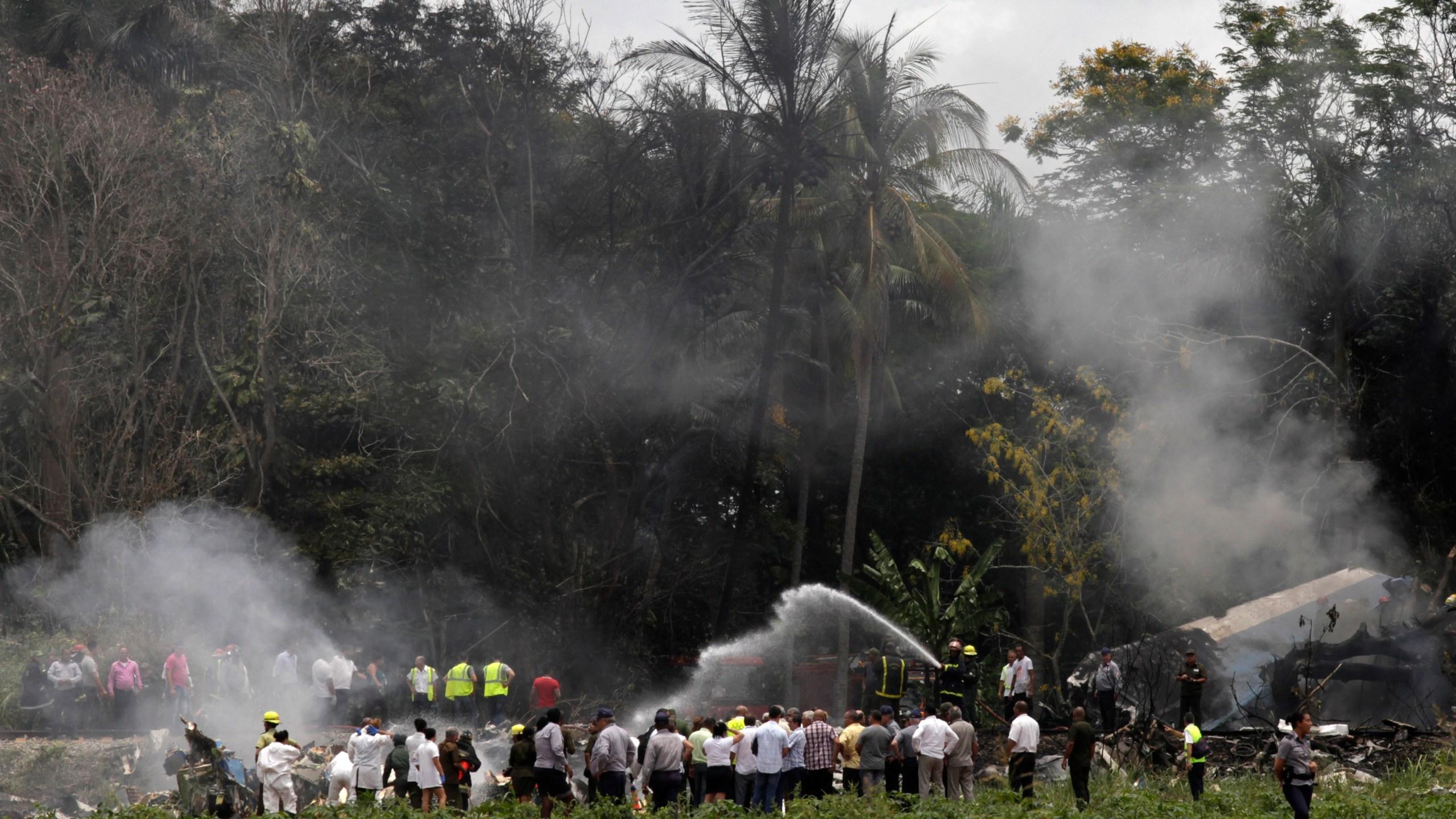 Cuba Plane Crash_1526672378944