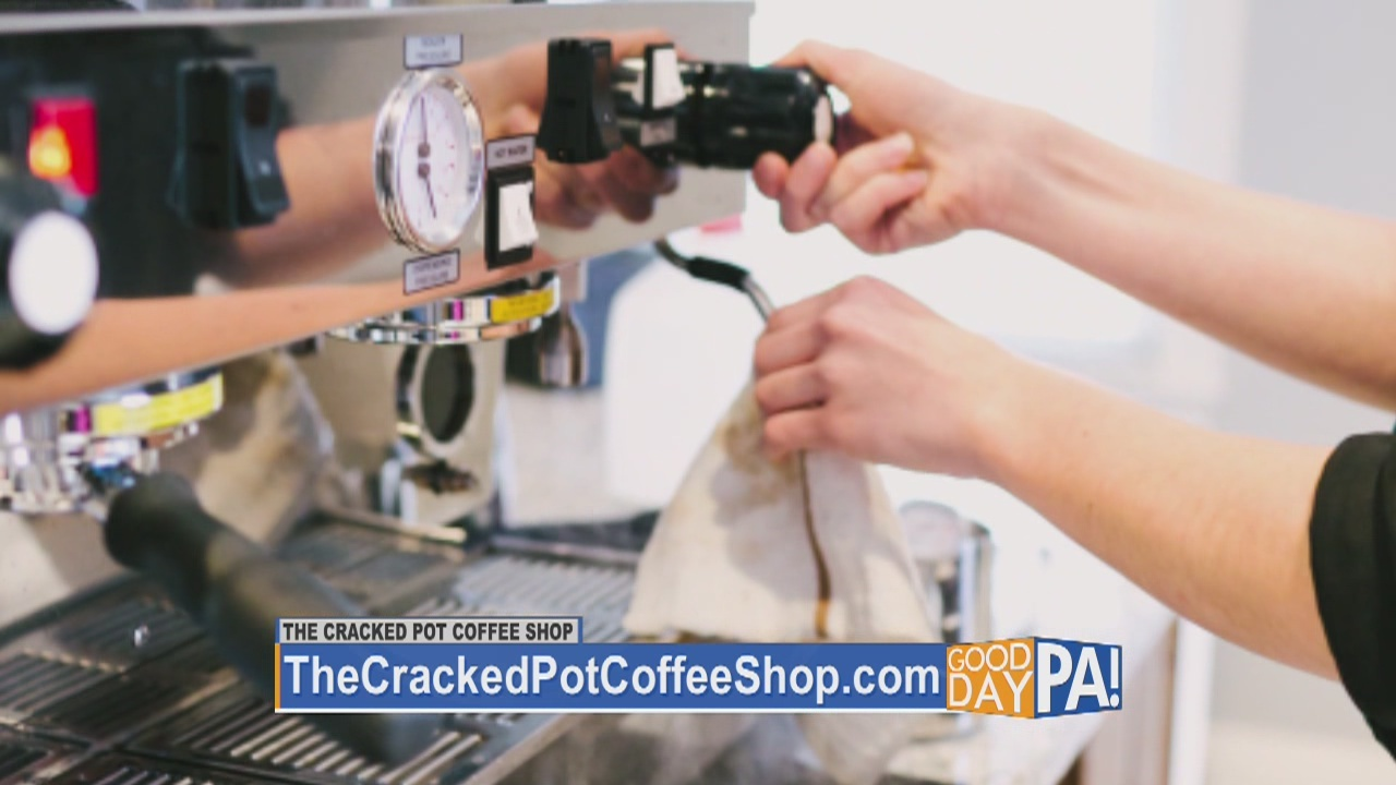 The Cracked Pot Coffee Shop