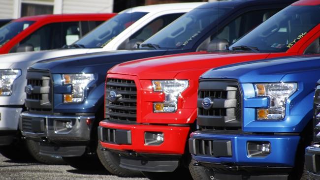 2015 Ford F-150 Pickup Trucks_398817