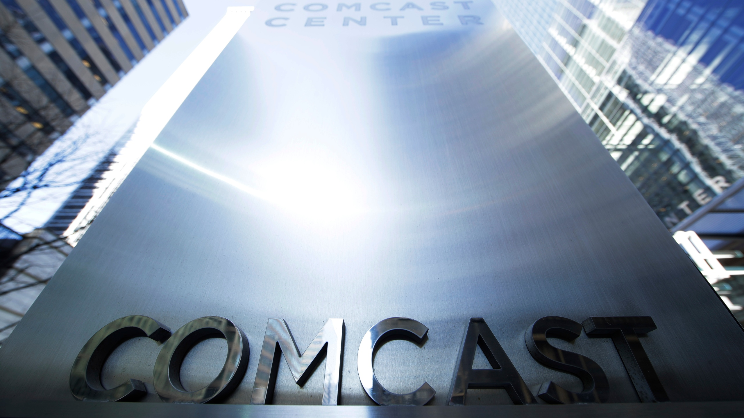 Comcast reporting nationwide outages