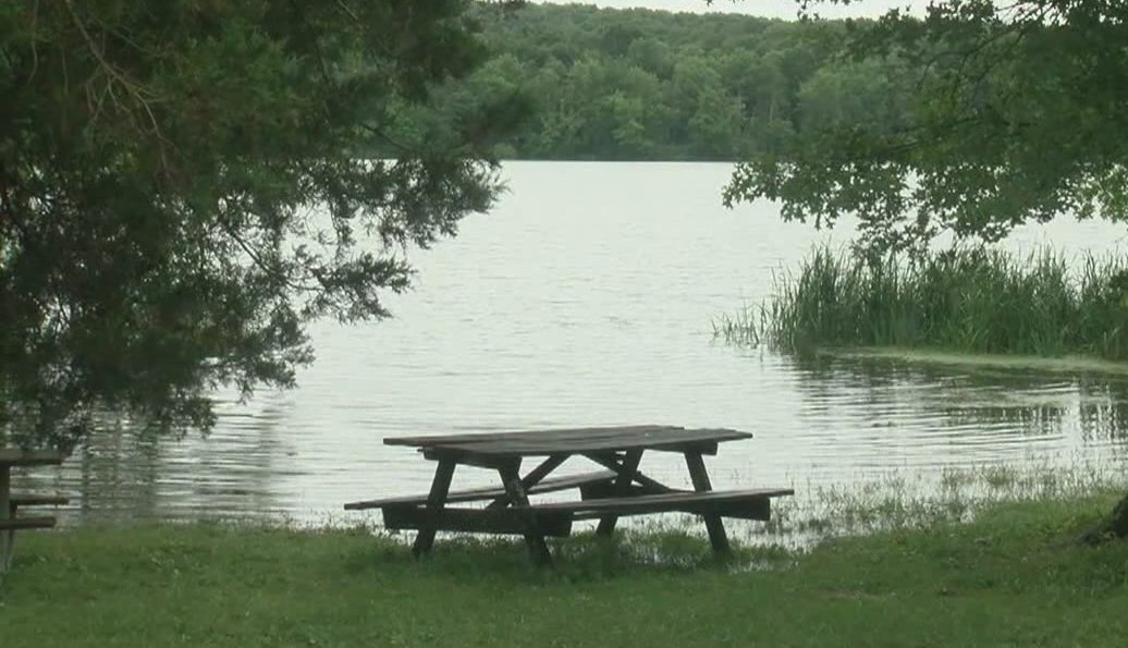 Gifford Pinchot beach closed to swimmers