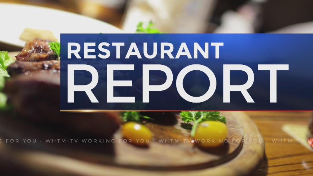 Restaurant Report: Old food debris, trash and slime-like substance