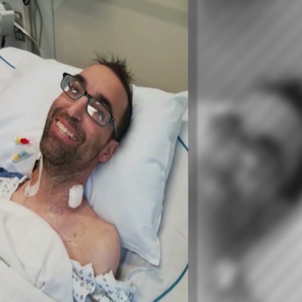Something Good: Heart transplant saves new father