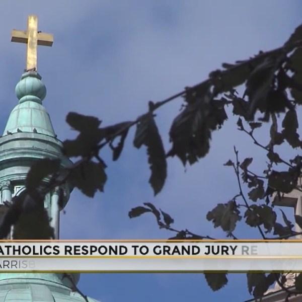 Catholics respond to grand jury findings