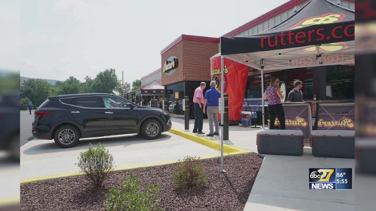 Rutter's new Duncannon store gives back to community