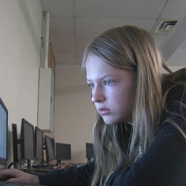 Something Good: Kids get coding skills, college credit