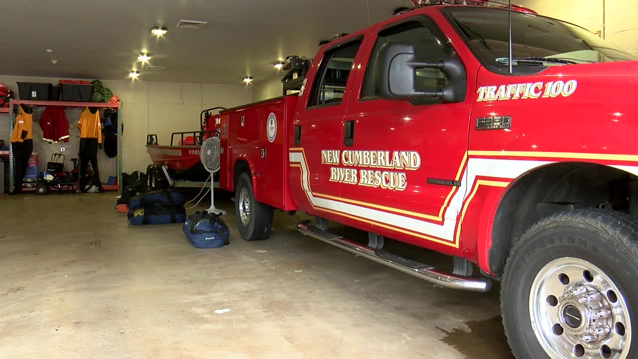 West Shore river rescue returns from Hurricane Florence