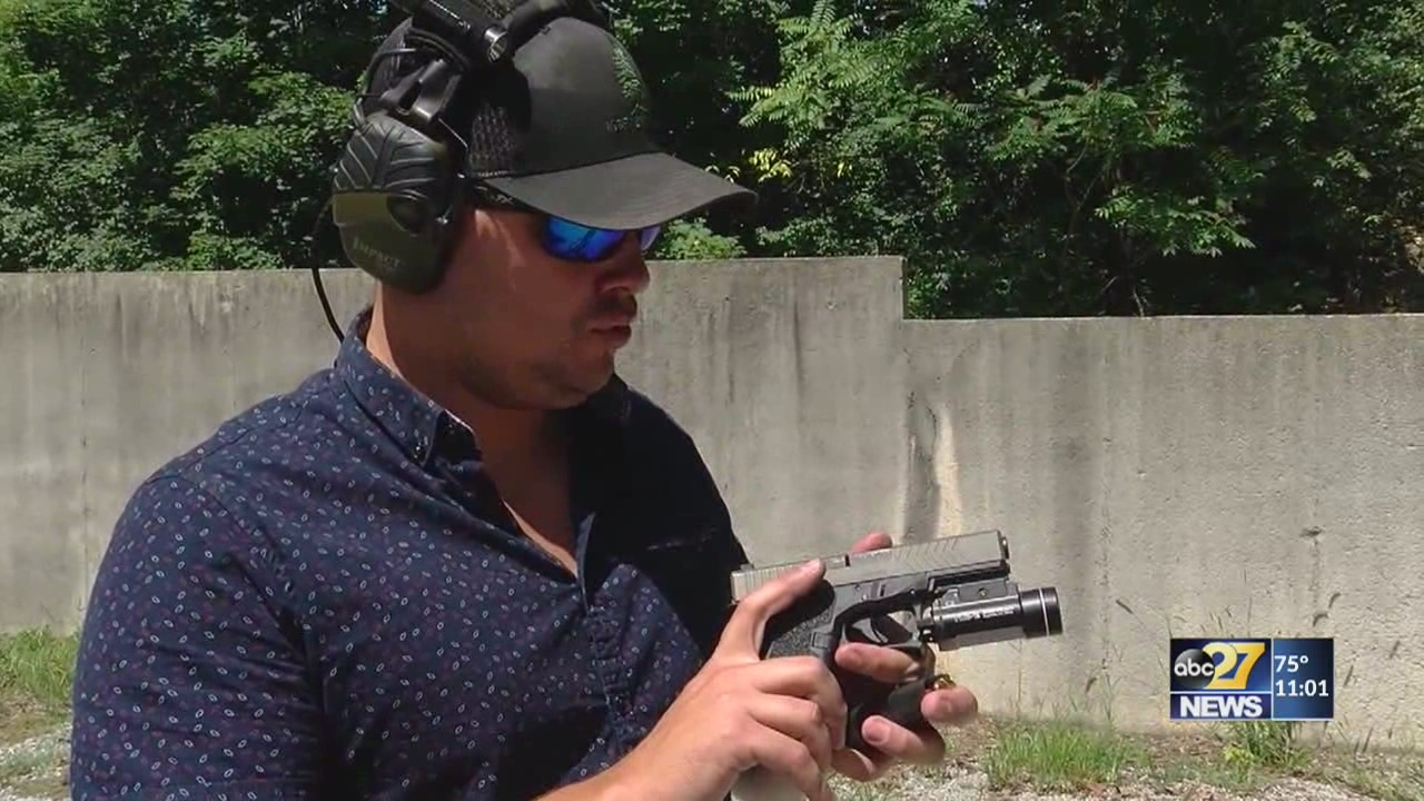 Ghost Guns: built by hand, no serial number, no background check