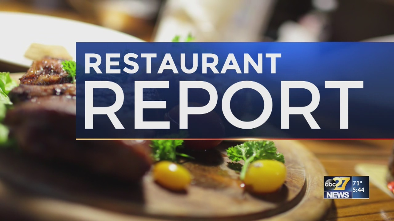 Restaurant Report Mice And Old Food Debris