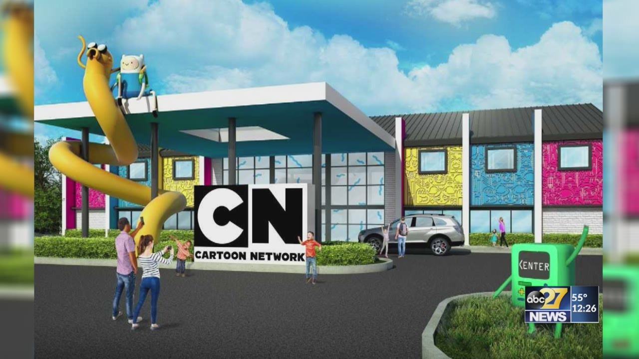Cartoon Network to open theme hotel