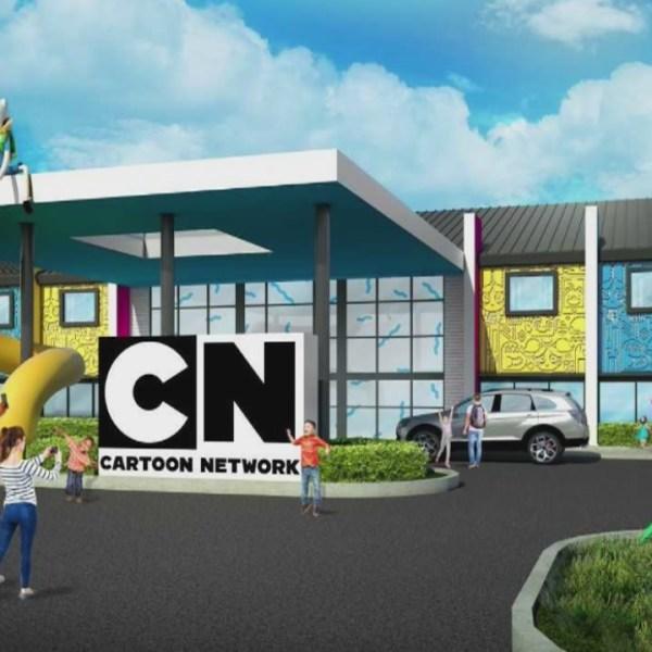 Cartoon Network to open theme hotel