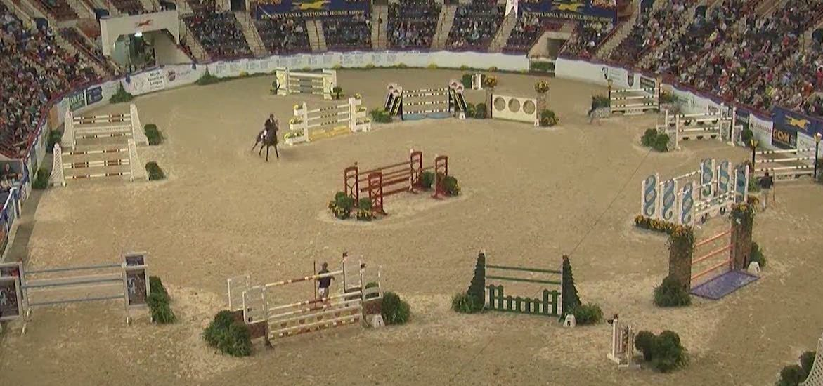Pennsylvania National Horse Show underway at Farm Show Complex