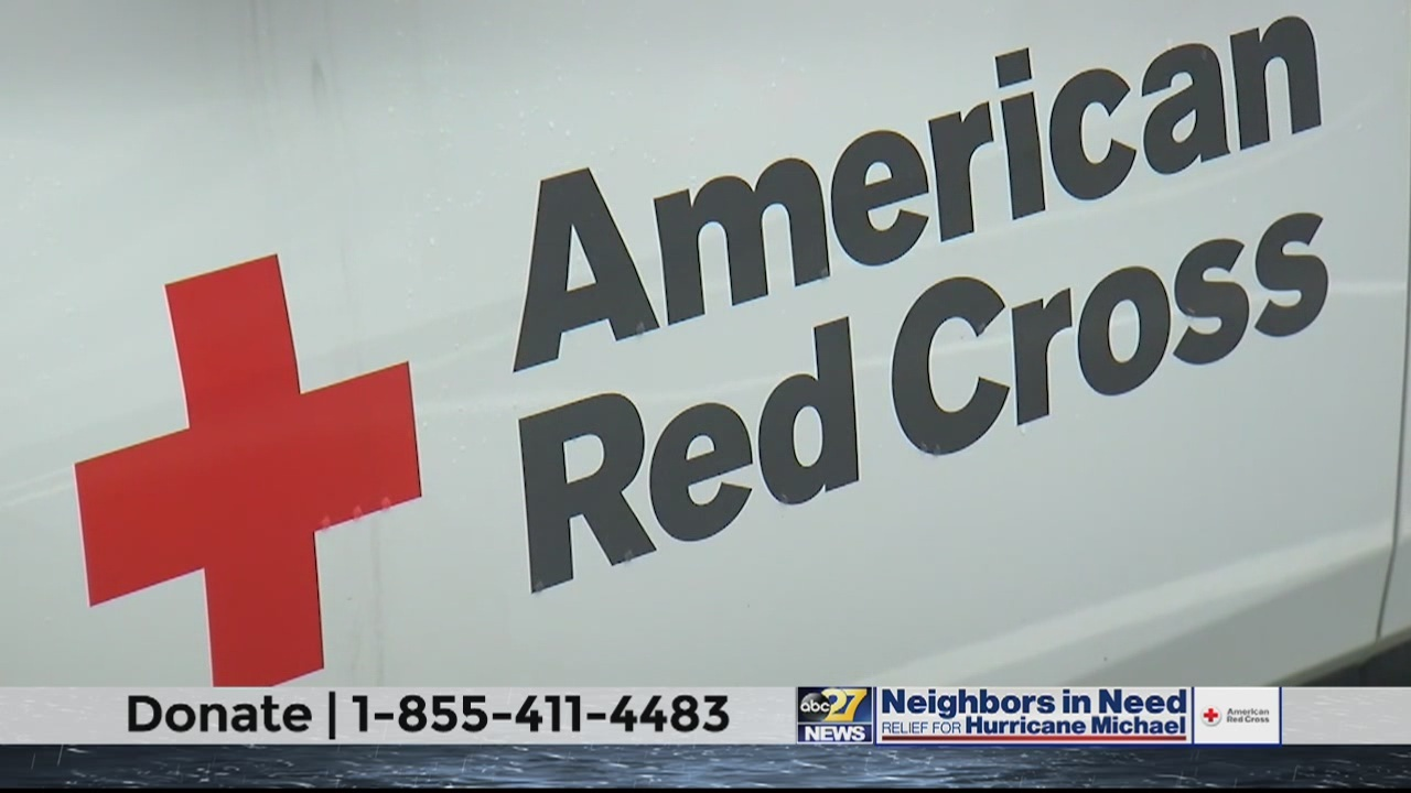 Red Cross virtually deploying volunteers for Michael, Florence