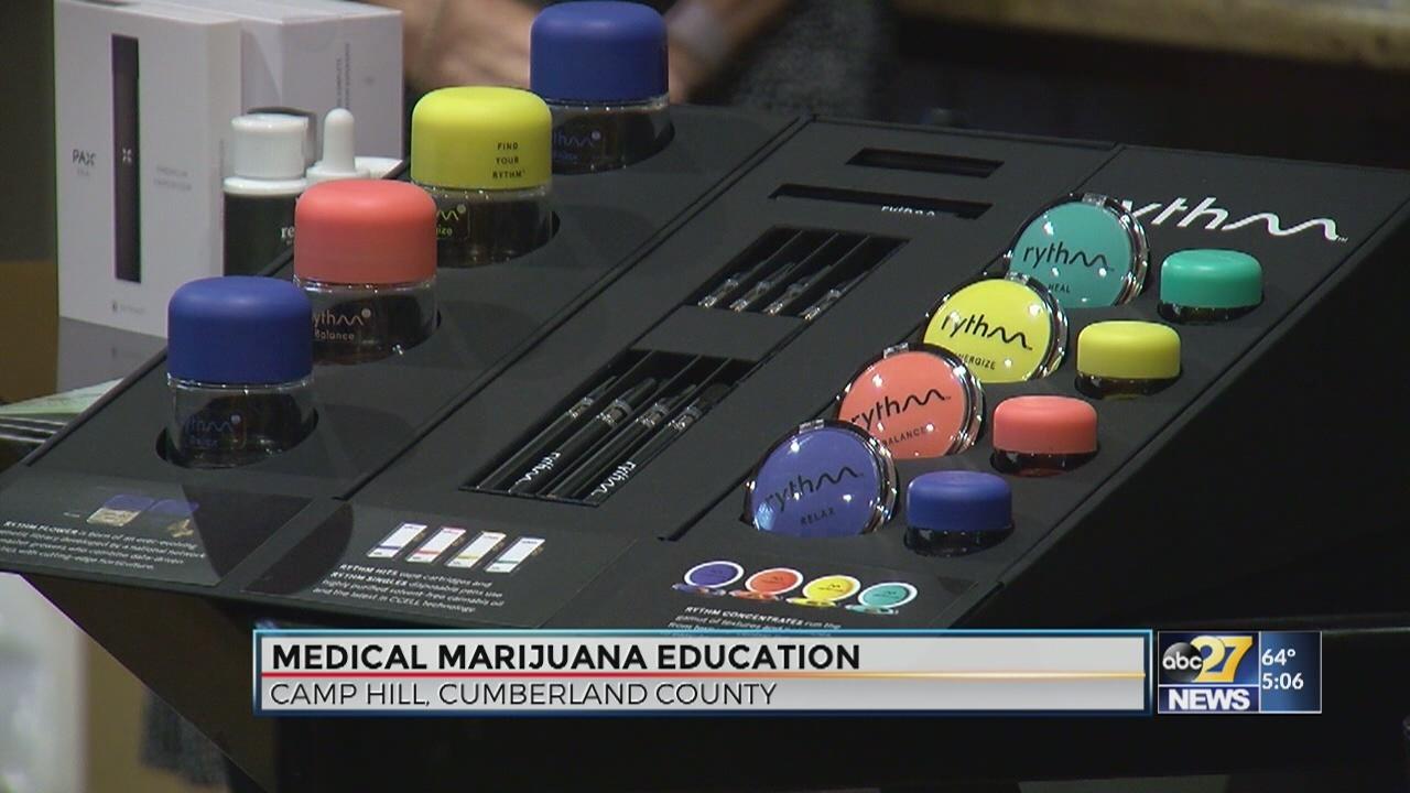 Medical marijuana education event held in Camp Hill