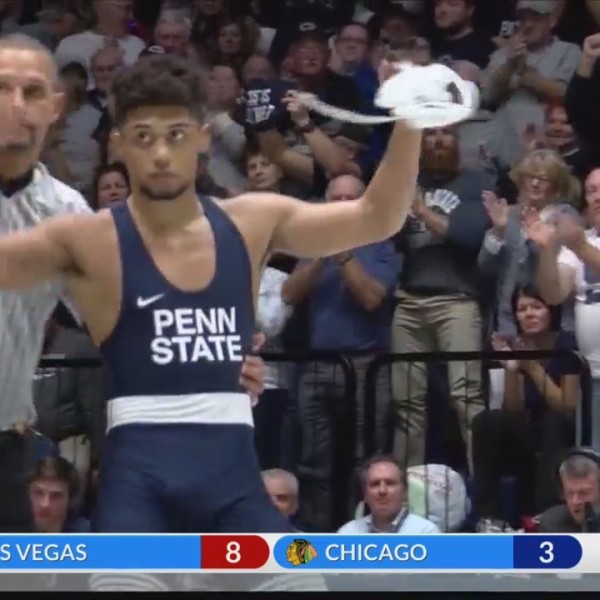 PENN STATE WRESTLING PREPS FOR TWO IN-STATE DUALS