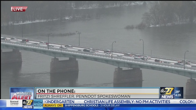 PennDOT: If you're stuck in traffic, we're stuck in traffic