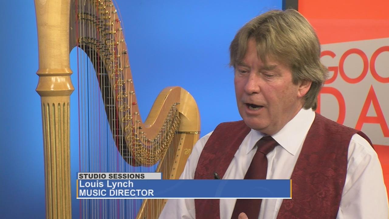 Studio Session: Harrisburg Harp Orchestra previews annual concert