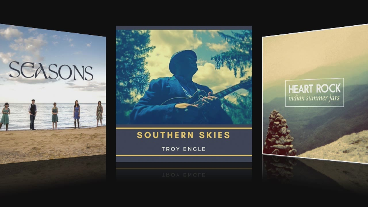 Studio Session: Troy Engle and Southern Skies