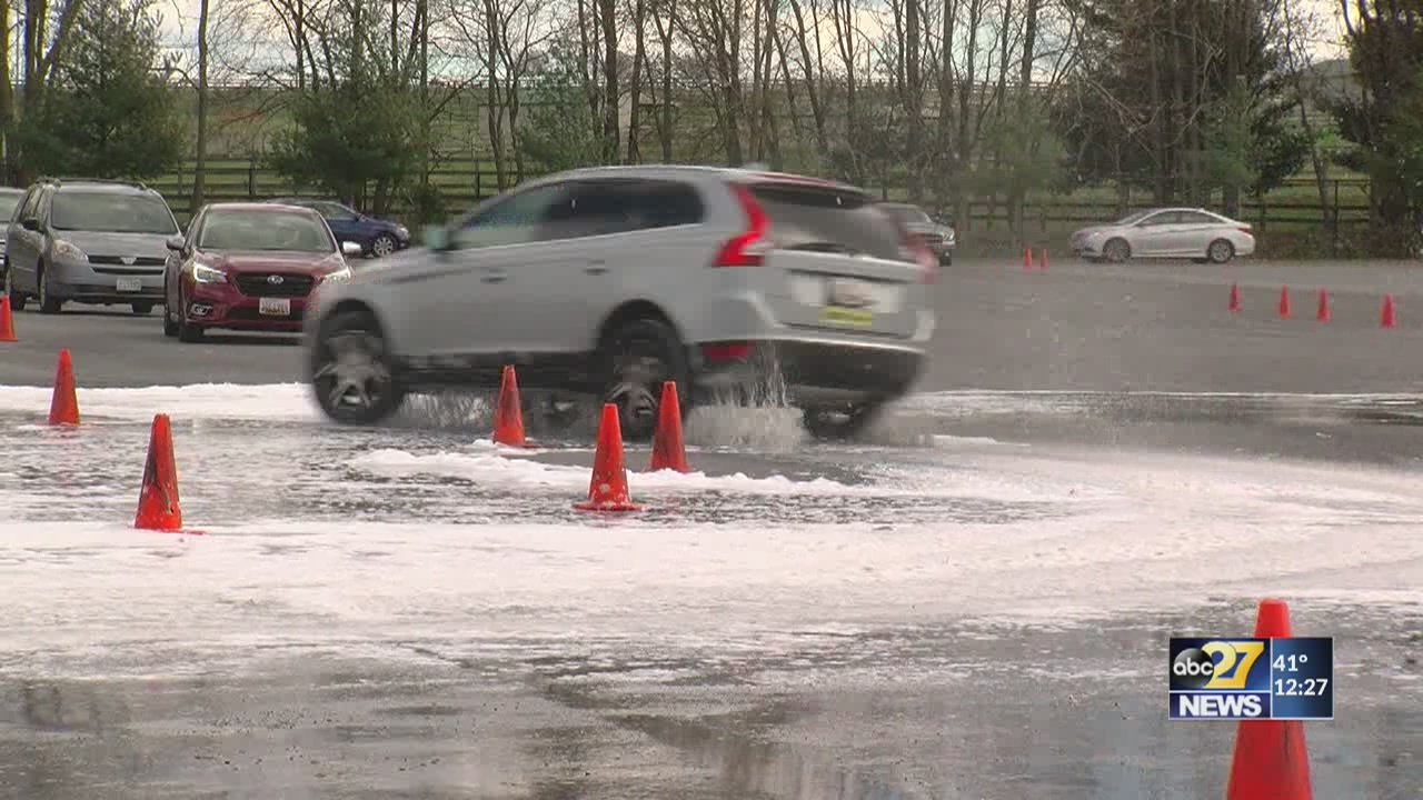 Teen Driver Safety Event