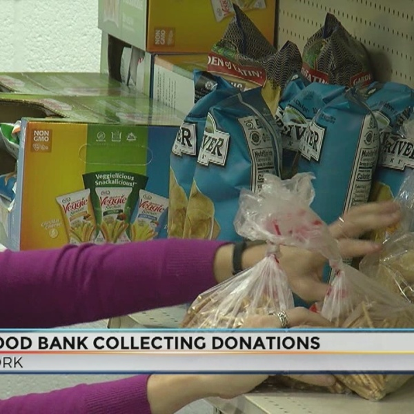 York County Food Bank hoping to 'stuff a truck'
