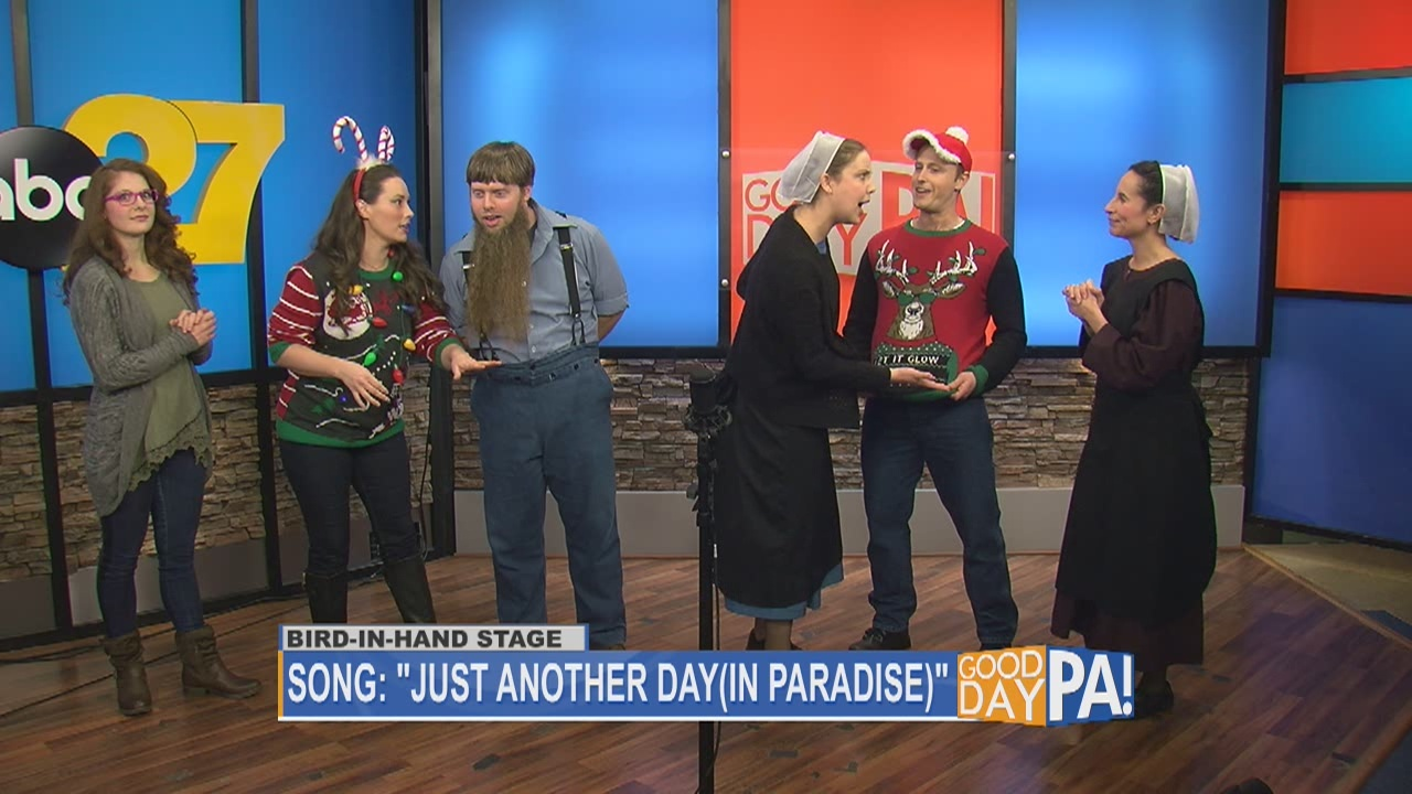 """""""A Christmas to Remember"""" cast gives live performance"""