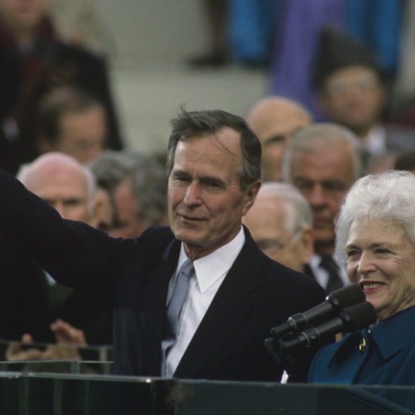 World leaders remember George H. W. Bush