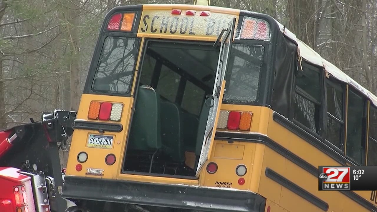 Central Dauphin dad: student ejected from bus home from hospital