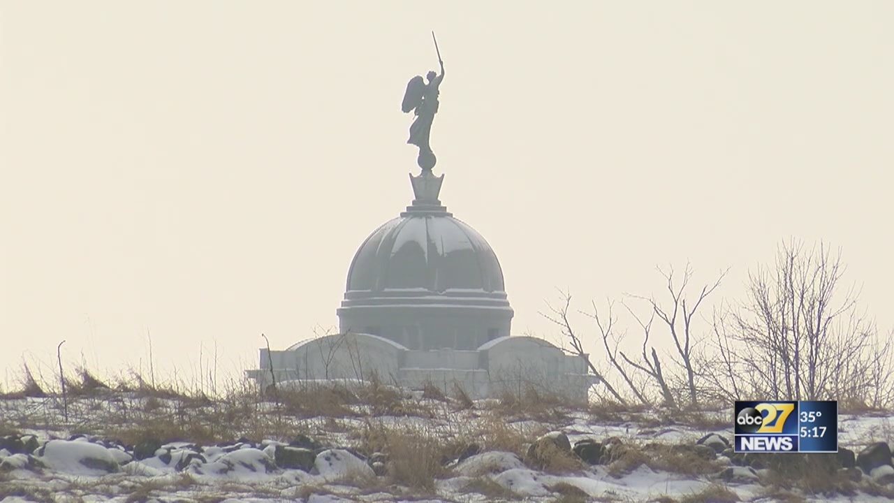 Group works to keep Gettysburg battlefield open despite shutdown, snow